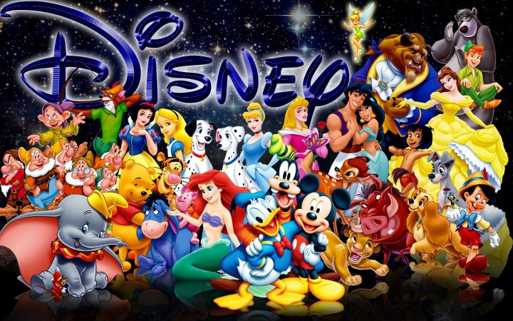 My 10 favourite Disney Movies.