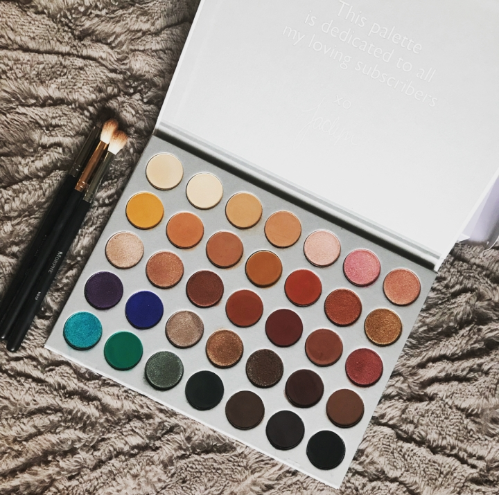 The Jaclyn Hill X Morphe Palette