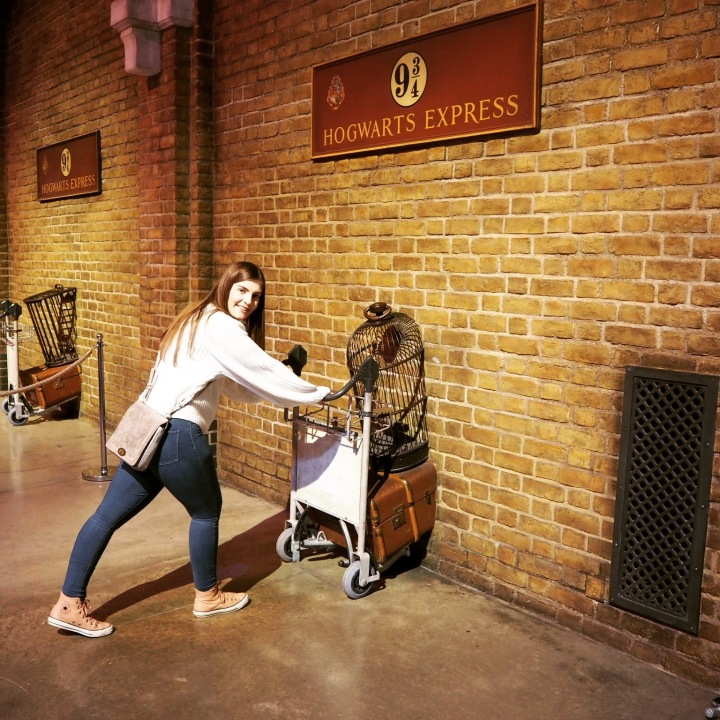 Harry Potter Studios Photo Diary.
