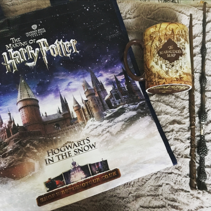 Harry Potter Studios Mini Haul.