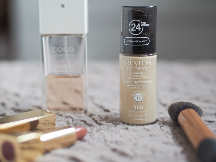 Revlon Colourstay Foundation Review.