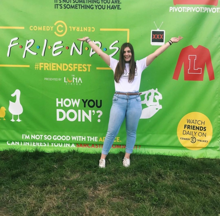 The One Where We Went To Friends Fest!