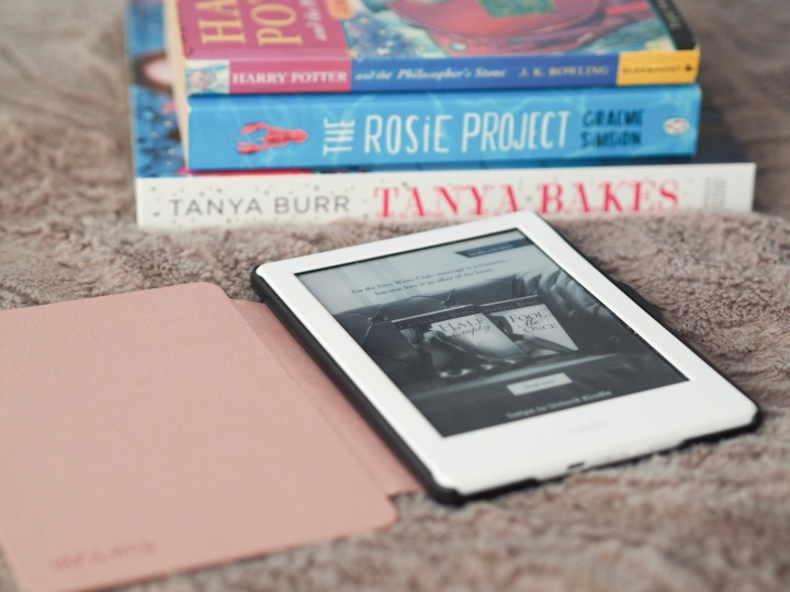 Amazon Kindle E Reader Review